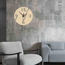 Sentop - Moderné nástenné hodiny ARON PR0354 aj čierne