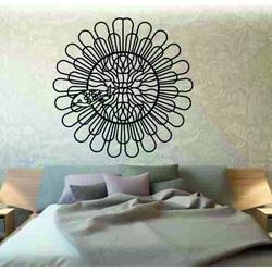 Stylesa - Obraz na stenu ryba mandala PR0348 i zlatý
