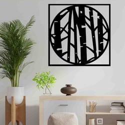 Stylesa - Moderný obraz na stenu z preglejky LLUTF PR0380-A