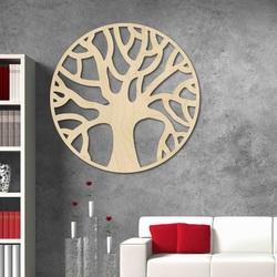 Stylesa - Moderný drevený obraz na stenu z preglejky POCCITT PR0384