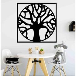 Stylesa - Moderný drevený obraz na stenu z preglejky POCCITT PR0384-A