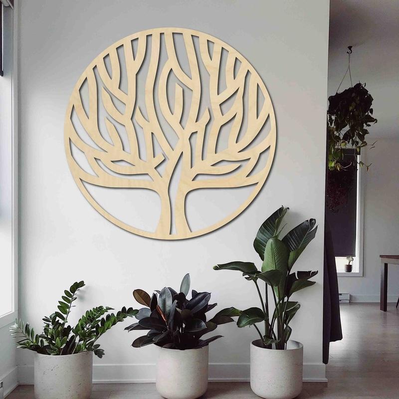 Sentop - Drevený obraz na stenu HELFOOLL