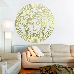 Sentop - Moderný obraz na stenu medúza - drevená dekorácia
