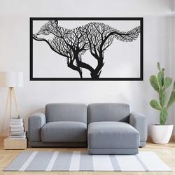 Vyrezávaný obraz na stenu pes z drevenej preglejky | SENTOP