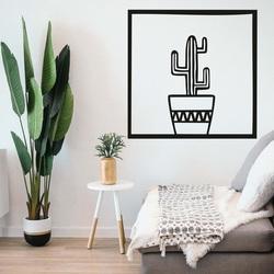 Modern festmény a falon - KAKTUSZ ARYO | SENTOP