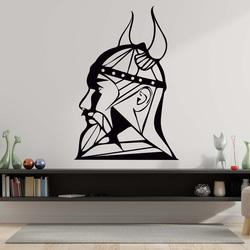Vyrezávaný obraz na stenu - Viking RAGNAR | SENTOP