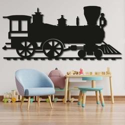 Drevený obraz na stenu - VLAK SANTE| SENTOP