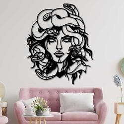 Magický obraz na stenu žena - MEDUSA GORGONA | SENTOP