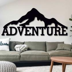 Vyrezávaný obraz z dreva - ADVENTURE | SENTOP