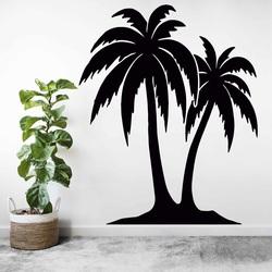 Vyrezávaný obraz na stenu palmy - TROPICAL | SENTOP