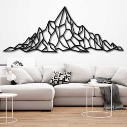 Polygonálny obraz na stenu skalnatý vrch - AKVOYD | SENTOP