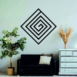 Moderný obraz na stenu - drevená dekorácia