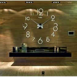 Sentop - Moderné nástenné hodiny ELERTKA S042S i červené