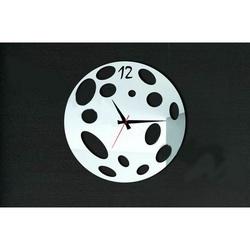 Zrkadlové hodiny na stenu LOPTA