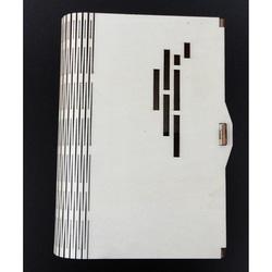 Krabička ako dekorácia vyrobená z dreva, rozmer: 17,5x12x3 cm