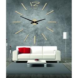 Sentop Drevené  nástenné hodiny z preglejky D003 HONEYX topoľ aj biele