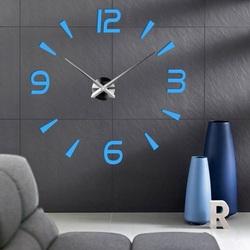 Stylesa Moderné nástenné hodiny S030 PINEA S030 i modré