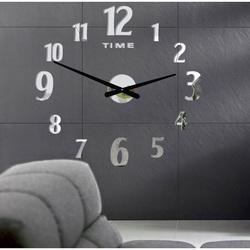 Sentop - Nástenné hodiny CARLOS 2D P035 i hnedé
