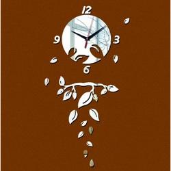 Nástenné hodiny XL PADAJÚCE LISTY