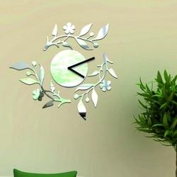 Sentop - Nástenné hodiny do obývačky IZA ,35x35 cm IA051-S i čierne