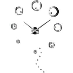 Wandtattoo Uhr Modernes Design DIY SVARCBACH