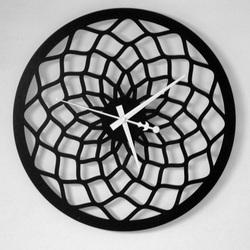 Stylesa Nástenné hodiny  Desing NOHLEFD X0093 i čierne