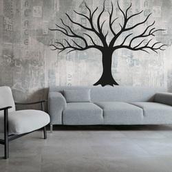 Obraz na stenu z preglejky Rozmer: 600 x822 mm KONÁRE PR0174 čierny