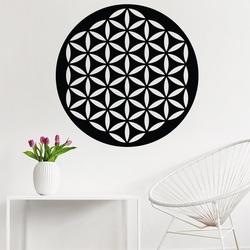Mandala pohoda drevený obraz na stenu z preglejky YISUIYU