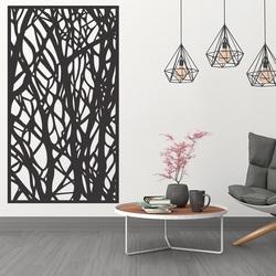 Malarstwo drewniane na ścianie wykonane ze sklejki drewnianej Topol HAVULKY