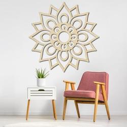 Obraz na stenu kvet drevenej preglejky ZARUZA PR0222 topoľ