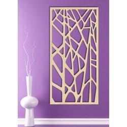 Vyrezávaný drevený obraz na stenu z preglejky HUGO