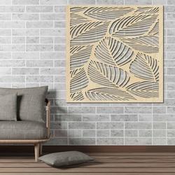 Vyrezávaný Drevený obraz na stenu z preglejky ORKO