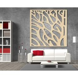 Vyrezávaný obraz na stenu z drevenej preglejky strom HIRO