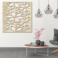 Vyřezávaný obraz na stěnu z dřevěné překližky NOVAK