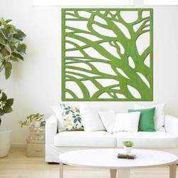 Vyrezávaný obraz na stenu z drevenej preglejky LASLO