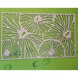 Absztrakt fa kép a falon furnérlemezből készült 3D effektus SAMUEL