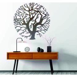 Stylesa - Kúzelný drevený obraz na stenu strom v kruhu ZITNAK